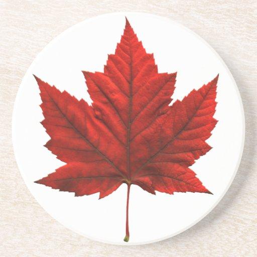 Canada Souvenir Coaster Canada Flag Gifts