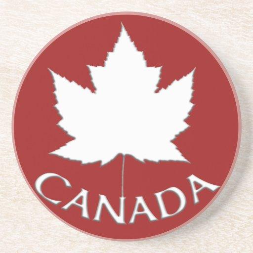Canada Souvenir Coaster Cool Retro Canada Gifts