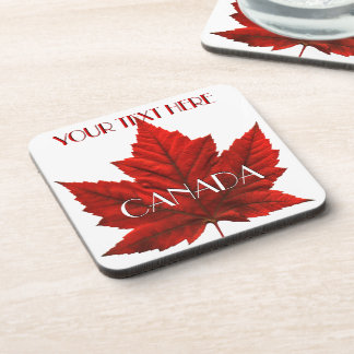 Canada Souvenir Coaster Custom Canada Coasters