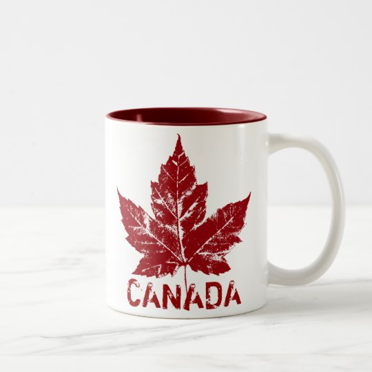 Canada Souvenir Coffee Cup Cool Canada Mugs &