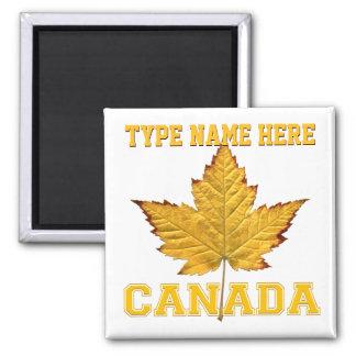 Canada Souvenir Fridge Magnet Canada Keepsake