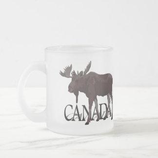 Canada Souvenir Glasses Canada Moose Beer Mugs