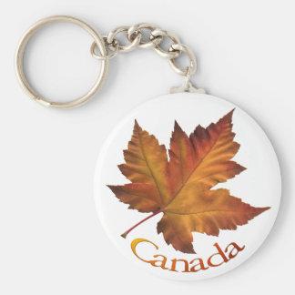 Canada Souvenir Key Chain Canada Maple Leaf Gift