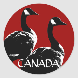 Canada Souvenir Stickers Canada Goose Stickers