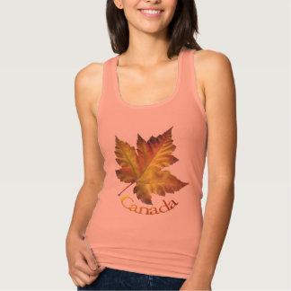 Canada Souvenir Women's Tank Top Canada Shirt