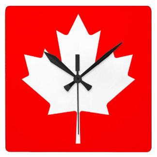 Canada Square Wall Clock