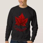 Canada Sweatshirt Canada Flag Souvenir Sweatshirt