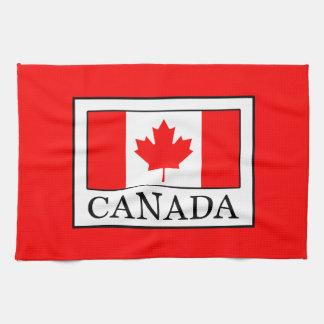 Canada Tea Towel