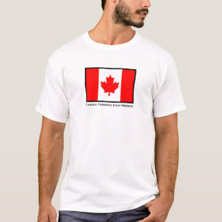 Canada Toronto East LDS Mission T-Shirt