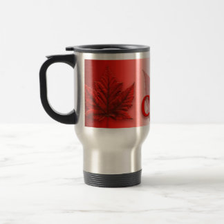 Canada Travel Mugs Canada Maple Leaf Souvenir Cups