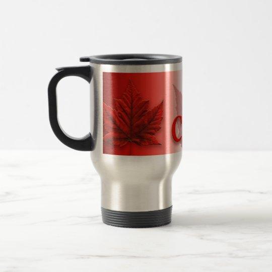 Canada Travel Mugs Canada Maple Leaf Souvenir Cups