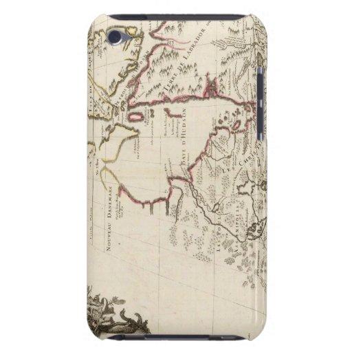 Canada, United States, North America iPod Touch Case-Mate Case
