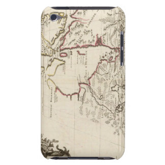 Canada, United States, North America iPod Touch Case-Mate Case