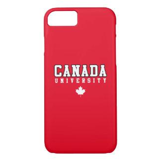 Canada University iPhone 8/7 Case