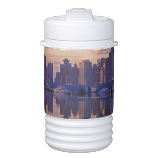 Canada, Vancouver, British Columbia. Vancouver Drinks Cooler