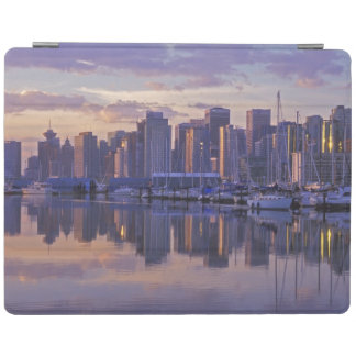 Canada, Vancouver, British Columbia. Vancouver iPad Cover