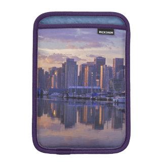 Canada, Vancouver, British Columbia. Vancouver iPad Mini Sleeve