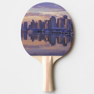 Canada, Vancouver, British Columbia. Vancouver Ping Pong Paddle