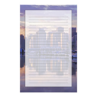 Canada, Vancouver, British Columbia. Vancouver Stationery Paper