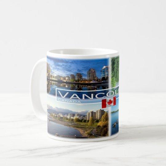 Canada - Vancouver - Coffee Mug