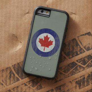 Canada Vintage Roundel Rugged iPhone case
