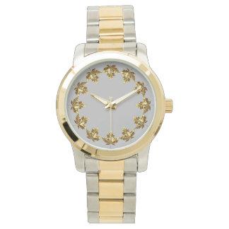 Canada Watch Gold Canada Souvenir Wrist Watch