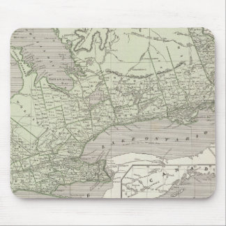 Canada West Mouse Mat
