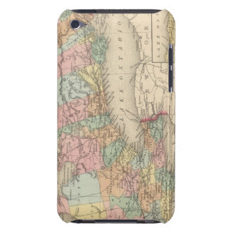 Canada West Upper Barely There iPod Cases