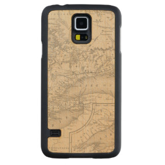 Canada West Upper Carved Maple Galaxy S5 Case