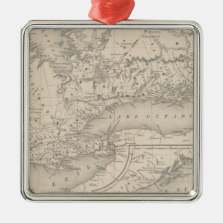 Canada West Upper Christmas Ornament