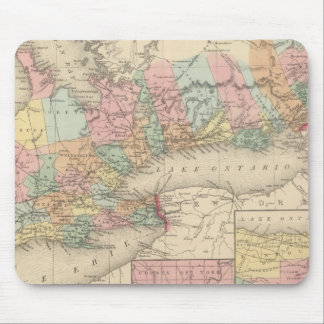Canada West Upper Mouse Mat