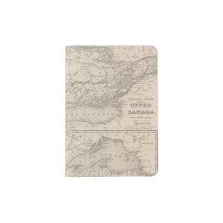Canada West Upper Passport Holder