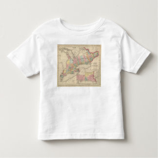 Canada West Upper Toddler T-Shirt
