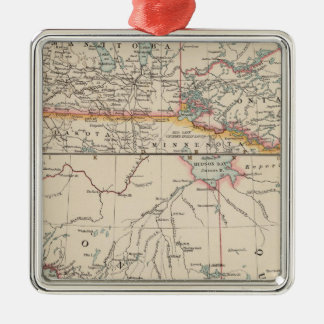 Canada Western Christmas Ornament