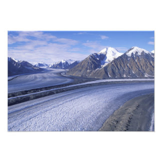 Canada, Yukon Territory, Kluane National Park. Photo Print