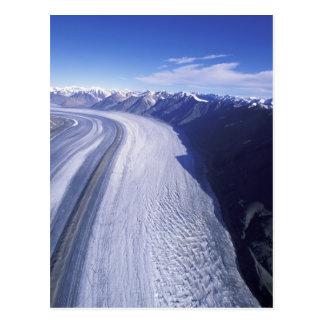 Canada, Yukon Territory, Kluane National Park. Postcard