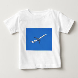 Canadair CL-600 In Flight Baby T-Shirt