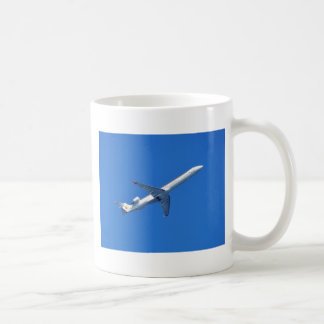 Canadair CL-600 In Flight Coffee Mug
