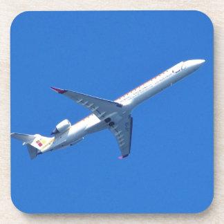 Canadair CL-600 In Flight Drink Coaster