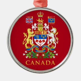 Canada's 150th Birthday Celebration Commemorative Christmas Ornament