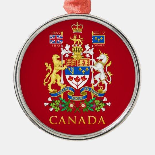 Canada's 150th Birthday Celebration Commemorative Christmas