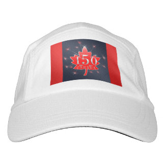 Canada's 150th Maple Leaf & Fireworks Celebration Hat