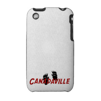 Canadaville Tracks Case For The iPhone 3
