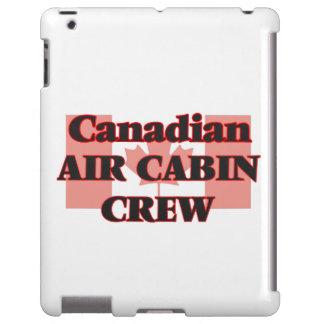 Canadian Air Cabin Crew iPad Case