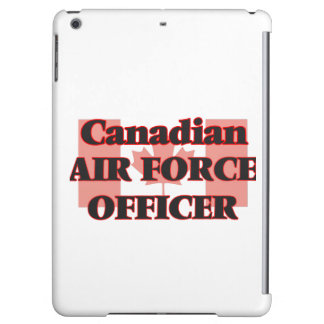 Canadian Air Force Officer