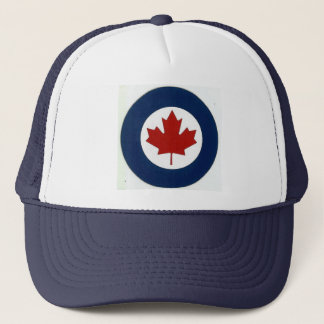 CANADIAN AIRFORCE TRUCKER HAT