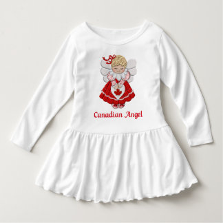 Canadian Angel Dress