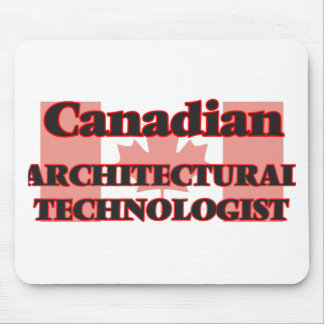 Canadian Architectural Technologist Mouse Pad