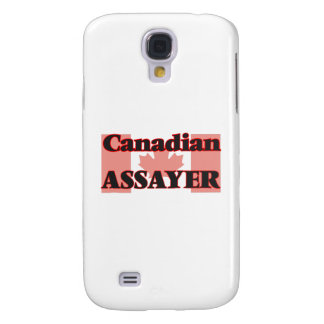 Canadian Assayer Galaxy S4 Case
