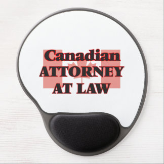 Canadian Attorney At Law Gel Mouse Pad